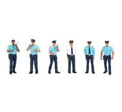 Bachmann #33154 Police Squad