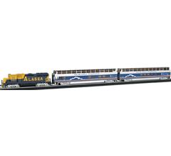 Bachmann #00743 McKinley Explorer Train Set