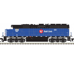 Atlas #40004176 GP-40 Montana Rail Link #500