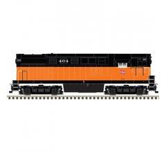 Atlas #10003540 H16-44 w/DCC/Sound - Milwaukee Road #429