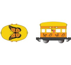 Bachmann #96289 Monarch Butterfly Eggliner