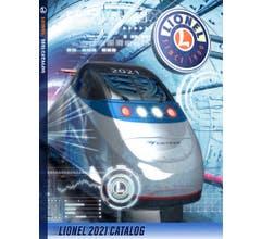 Lionel #LIO2021 Lionel Big Book 2021