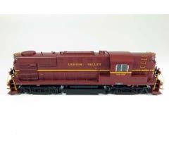 Rapido #31509 Alco RS-11 Locomotive w/DC/DCC/Sound - Lehigh Valley #8644