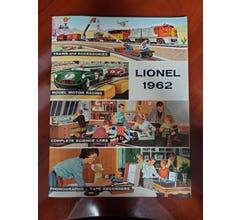 Lionel 1962C1 1962 Catalog