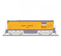 Atlas #10003550 H15-44 w/DCC/Sound - Union Pacific #1329