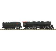 MTH 30-1820-1 Western Maryland 4-6-6-4 Imperial Challenger Steam Engine w/Proto-Sound 3.0