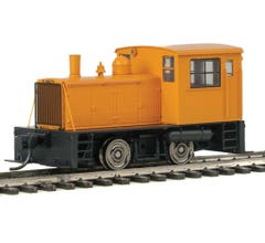 Walthers #910-10011 Plymouth ML-8 Industrial Switcher - Painted, Unlettered