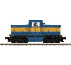 MTH #20-21115-1 Middletown & NJ GE 44 Ton Diesel Engine w/Proto-Sound 3.0 (Hi-Rail Wheels)
