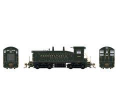 Rapido #27548 EMD SW1200 Locomotive w/DCC/Sound - Pennsylvania #7929