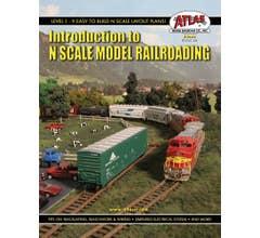 Atlas #6 Intro To N Scale Model Railroading