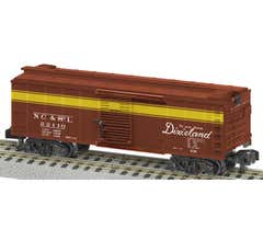 American Flyer #2019030 Nashville Chattanooga & St Louis FreightSounds Boxcar