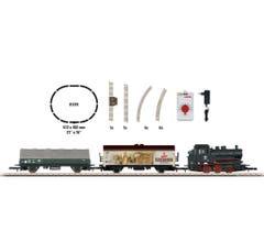 Marklin Z Scale #81701 Z Freight Starter Set