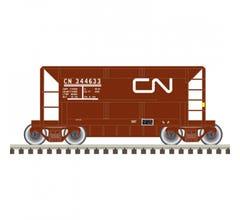 Atlas #50005748 70 TON ORE CAR CANADIAN NATIONAL #344281