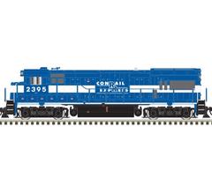 Atlas #10003450 U23B Locomotive w/DCC/Sound - CONRAIL EXPRESS [RBMN] #2395