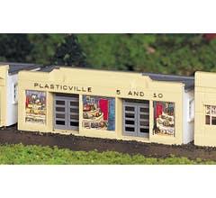 Bachmann #45142 5 & 10 Store Kit