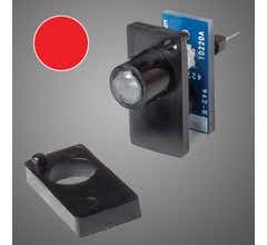 Walthers #942-156 Single Color LED Fascia Indicator Red