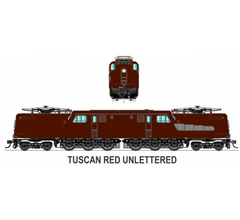 Broadway Limited #3453 GG1 Electric Unlettered Paragon3 Sound/DC/DCC