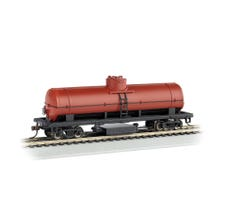 Bachmann #16303 Track Cleaning Car Unlettered- Oxide Red