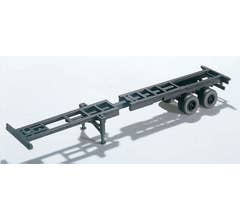 Walthers #949-4105 Extendible Container Chassis - Kit