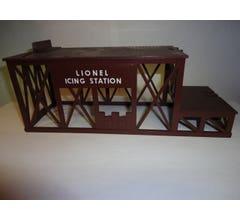 Lionel 352-3 Brown Icing Station Platform