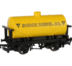 Bachmann #77008 Thomas & Friends Sodor Diesel Co. Tanker