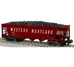 American Flyer #2019145 Western Maryland #71199 Hopper