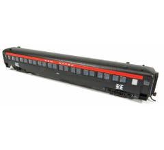 Rapido #509107 Osgood-Bradley 10-window Coach: New Haven McGinnis w/skirts #8237