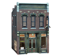 Woodland Scenics #BR4940 Sully's Tavern - N Scale