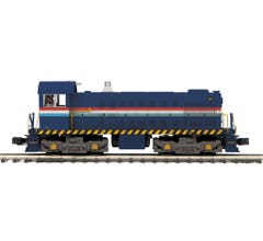 MTH #20-21186-1 Alco S-2 Switcher Diesel Engine w/Proto-Sound 3.0 - Staten Island Railway #821
