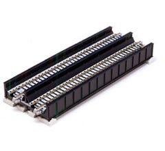 "Kato #20-458 186mm (7 5/16"") Double Track Plate Girder Bridge, Black Bridge ONLY!"