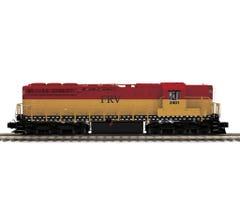 MTH #20-21320-1 SD24 Diesel Engine w/Proto-Sound 3.0 - Fox River Valley
