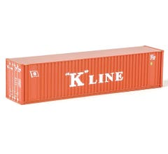 Walthers #949-8803 40' Hi-Cube Container - K-Line
