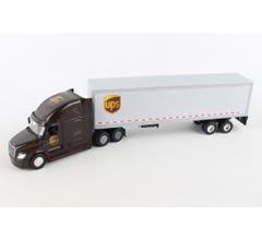 Daron #GW68061 UPS Tractor Trailer 1/64