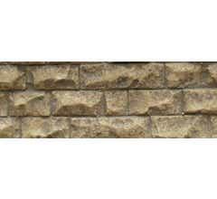 Chooch #8262 Medium Cut Stone Wall (HO & O) Flexible