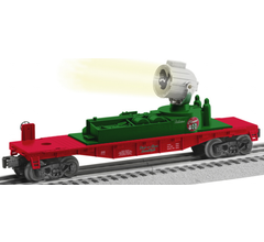 Lionel #1928480 Santa Finder Searchlight Car