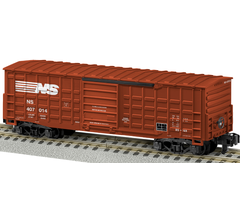 American Flyer #44080 Norfolk Southern #407014 Waffle Sided Boxcar