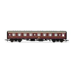 Hornby #R4934A Hogwarts Mk1 SK Coach #99721