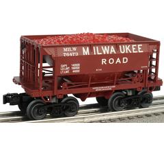 Williams #48504 70 Ton Ore Car Milwaukee Road