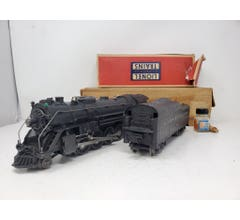 Lionel #LIO736B Used Steam Engine And Tender Road Number 736