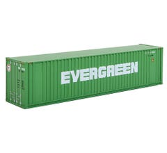 Walthers #949-8802 40' Hi-Cube Container - Evergreen