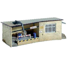 PIKO #60022 Filling Station Office - Kit