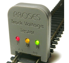 Bachmann #39012 Track Voltage Tester