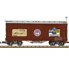 LGB #40671 Cumbres & Toltec RR Boxcar