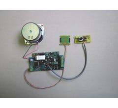 PIKO 36194 BR80 Steam Sound Kit, Analog