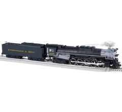 Lionel #1931410 Chesapeake & Ohio T-1 #3039 Steam Engine (Built To Order)