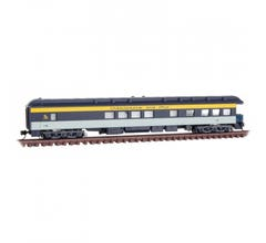 Micro Trains 14400820 Heavyweight Modernized Business car - C&O Rd# 15