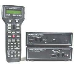 NCE #524006 PH-10 Digital Command Control Starter Sets - 10 Amps for O/G Scale