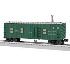 Lionel #2126600 Norfolk & Western Kitchen Car #526030