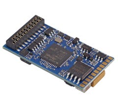 ESU #58429 LokSound 5 Ready for Programming 21MTC Plug
