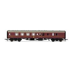 Hornby #R4935A Hogwarts Mk1 BSK Break Coach #99312